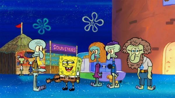 SpongeBob v nohaviciach  VIII (13)