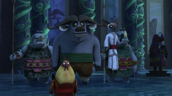 Kung Fu Panda: Legendy o mazáctve  III (12)