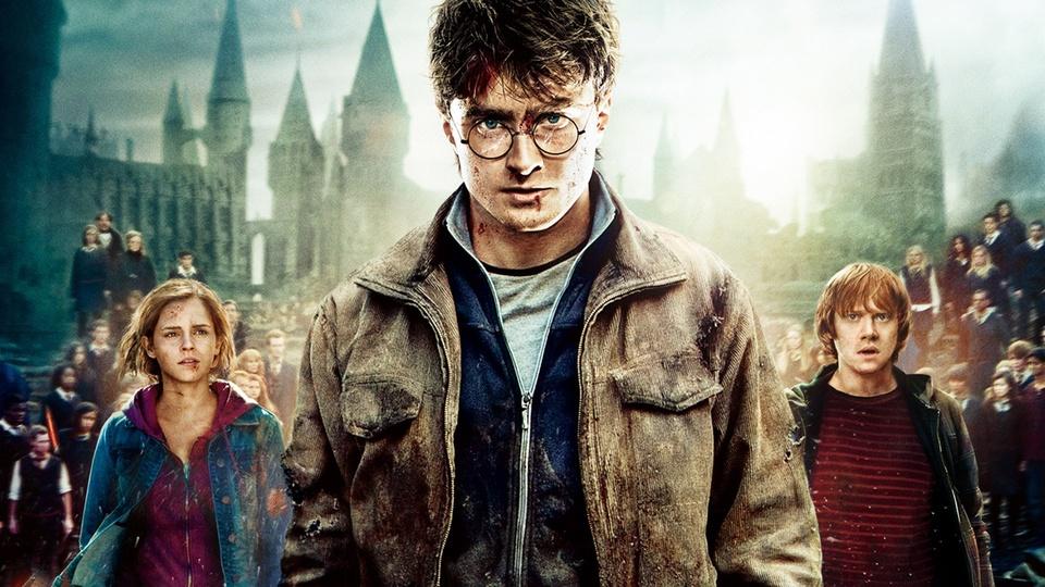 Film Harry Potter a relikvie smrti - 2.část