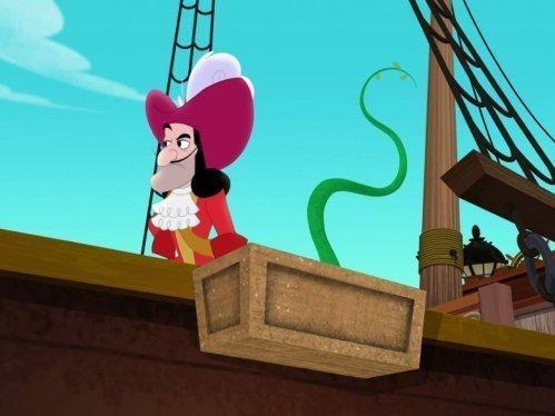Jake a piráti ze Země Nezemě  II (28/38)