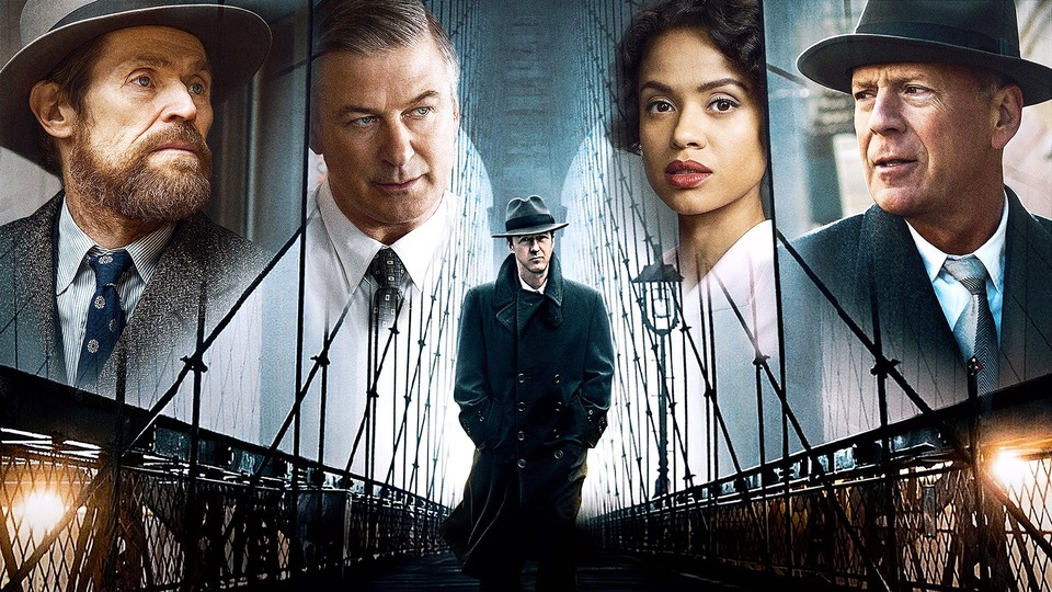 Film Temná tvář Brooklynu