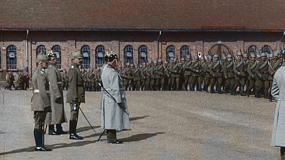 Dokument Zlomové okamžiky první světové války