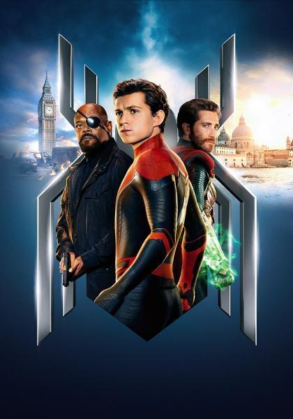 Spider- Man: Ďaleko od domova