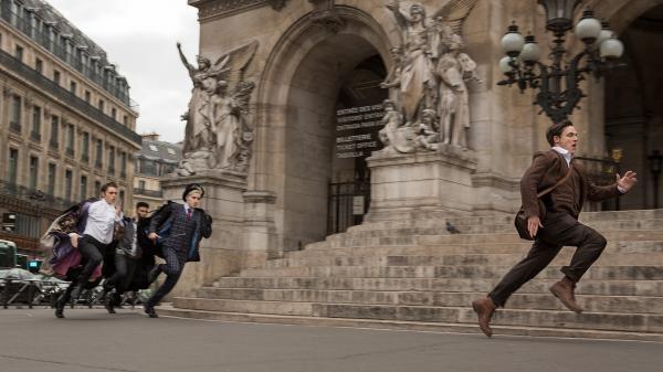 Nájdi si ma v Paríži  (3/26)