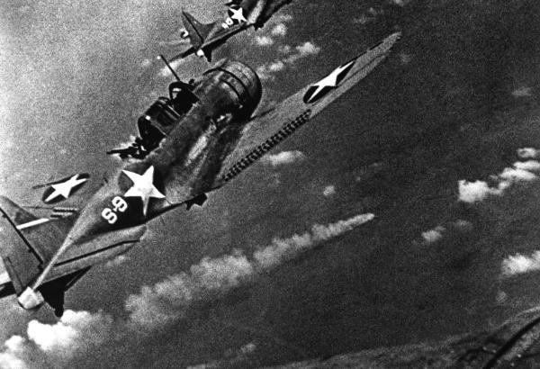 Zásadní bitvy 2. světové války