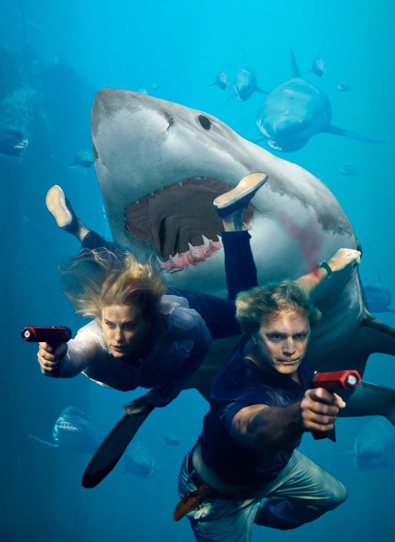 Film Útok žraloka