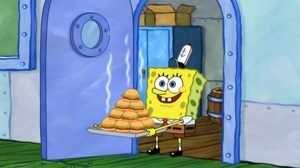 SpongeBob v nohaviciach  VIII (6)