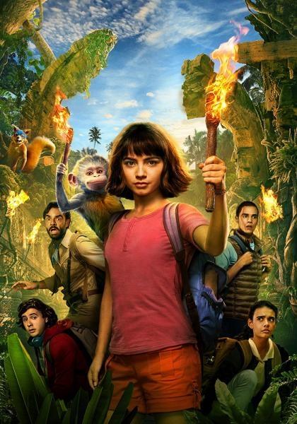 Film Dora a ztracené město