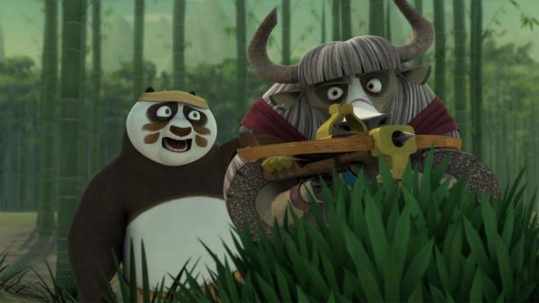 Kung Fu Panda: Legendy o mazáctve  II (3)