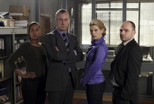 Inspektor Banks