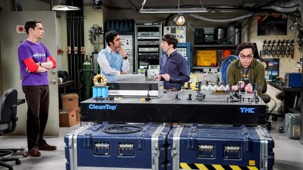 The Big Bang Theory  XII (14)