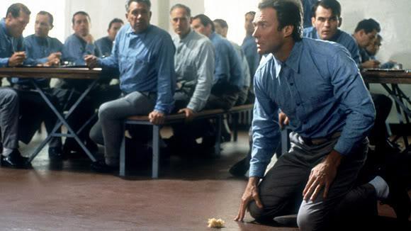 Film Útěk z Alcatrazu