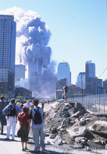 Ve stínu věží: Stuyvesantská střední 11. září
