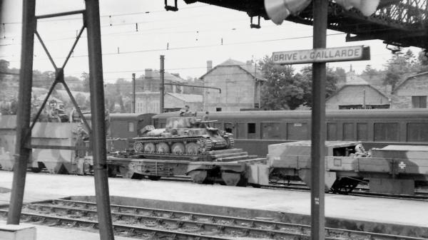 Das Reich: Hitlerova divize smrti ve Francii