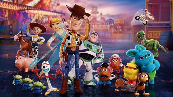 obrázek k pořadu Toy Story 4: Příběh hraček