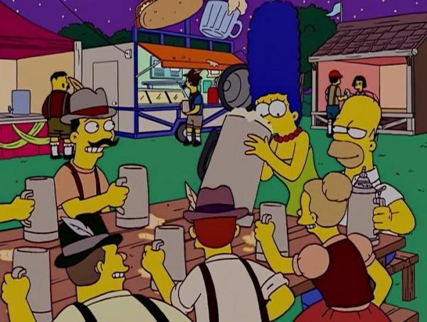 Die Simpsons  XV (15)