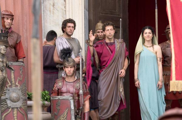 Největší závod starého Říma