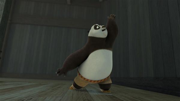 Kung Fu Panda: Legendy o mazáctví  II (9)
