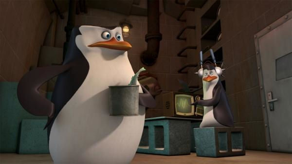Pingwiny z Madagaskaru  II (20)