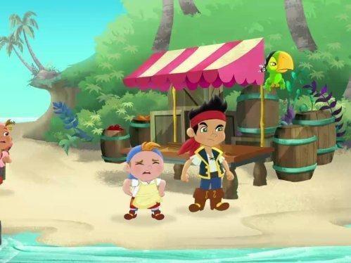 Jake i piraci z Nibylandii  (4)