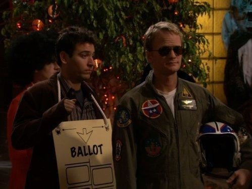 How I Met Your Mother  I (6)