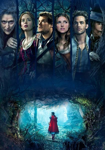 Film Čarovný les