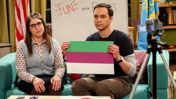 The Big Bang Theory  XII (13)