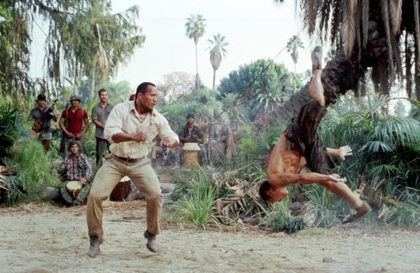 Film Vitajte v džungli
