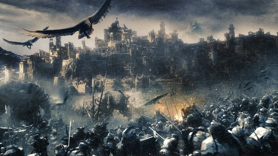 Film The Hobbit: The Battle of the Five Armies