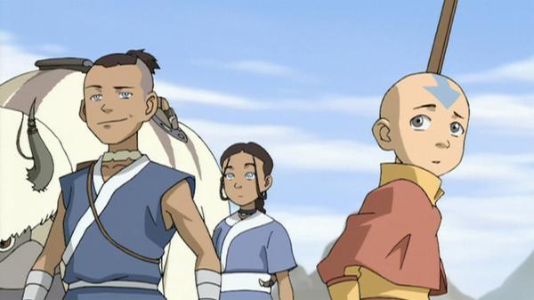 Avatar: Legenda o Aangovi  II (1)