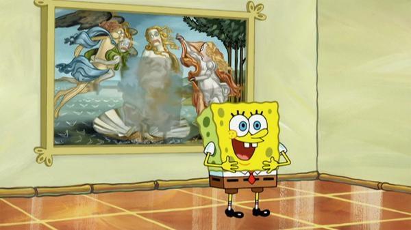SpongeBob v nohaviciach  VIII (4, 5)