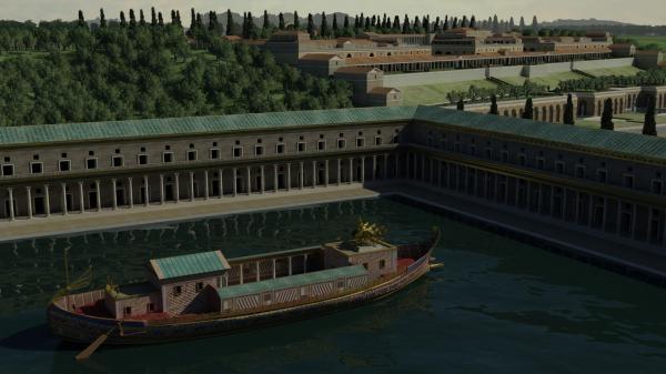 Jak Nero zachránil Řím