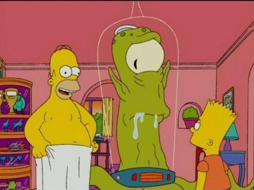 Die Simpsons  XIX (5)