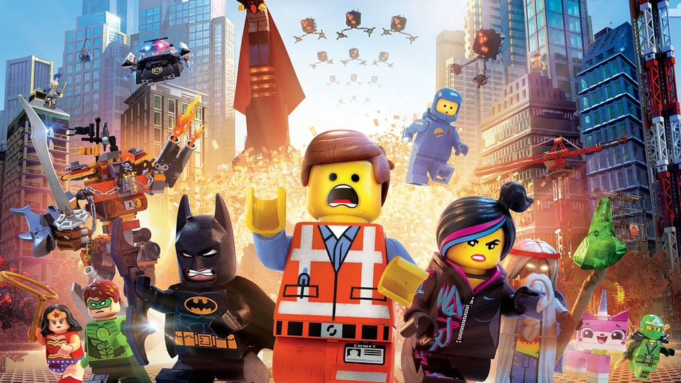 Film Lego příběh