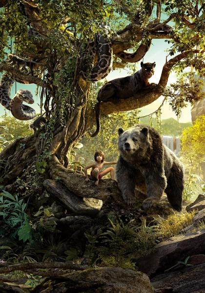 Kniha džungle