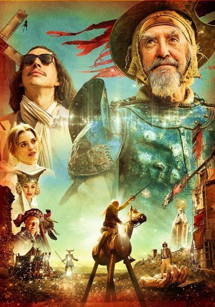 Film Muž, který zabil Dona Quijota