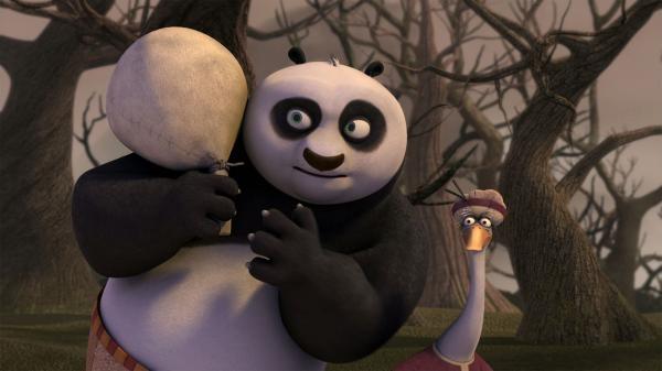 Kung Fu Panda: Legendy o mazáctví  II (10)
