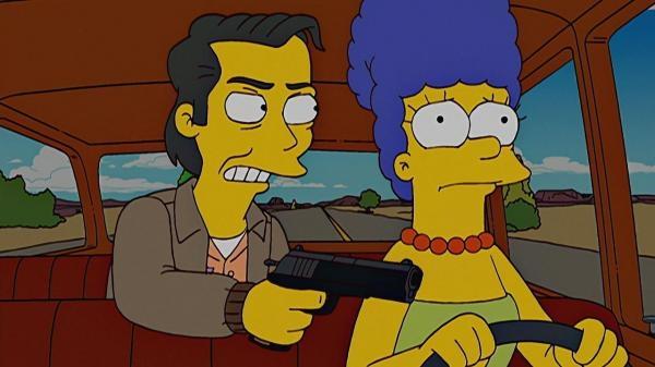Die Simpsons  XIX (4)