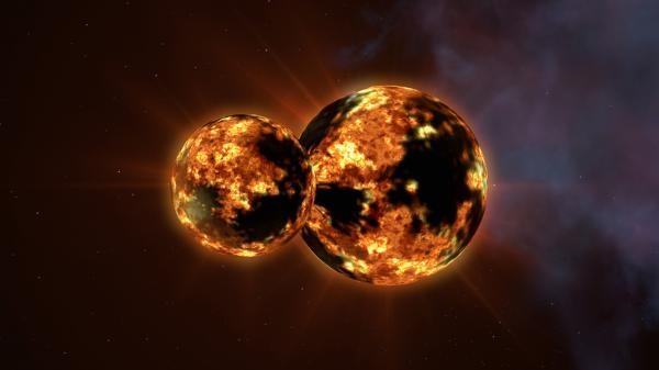 Obnažený vesmír  III (1)