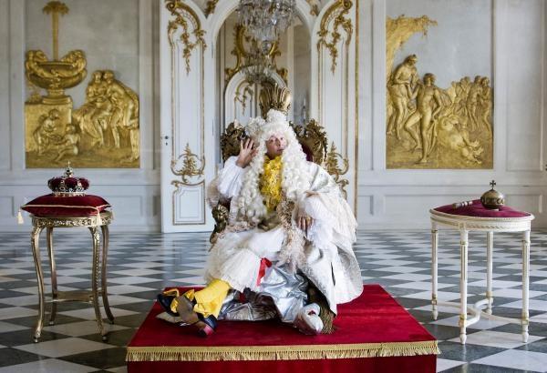 des königs neue kleider