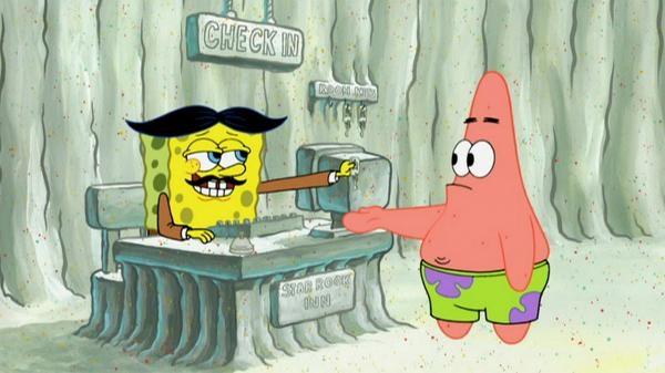 SpongeBob v nohaviciach  VIII (8)