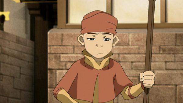 Avatar: Legenda o Aangovi  II (3)
