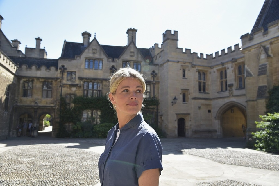 Film Léto v Oxfordu