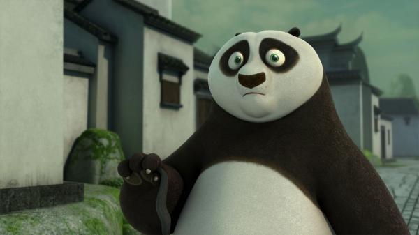 Kung Fu Panda: Legendy o mazáctve  II (6)