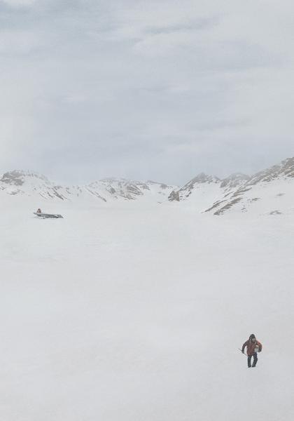 Film Arctic: Ledové peklo