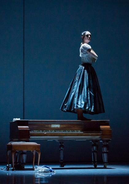 The Heart Dances - the journey of The Piano: the ballet