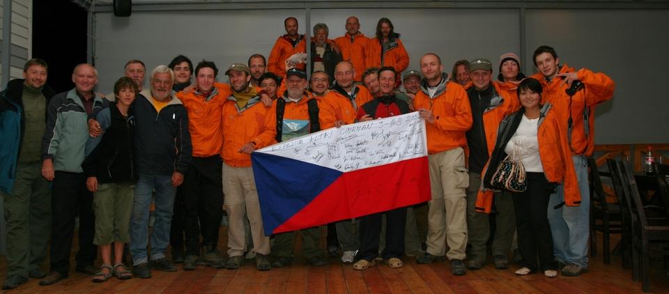 Dokument Expedice Altaj - Cimrman mezi jeleny