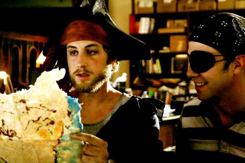 Film Piráti z velkého solného jezera
