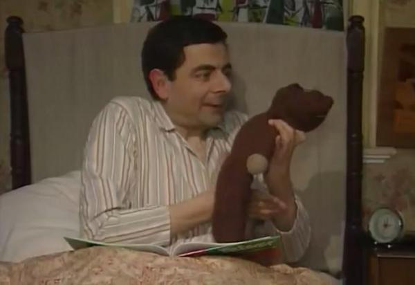 Seriál Dobrou noc, pane Beane