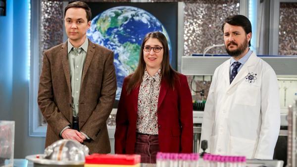 The Big Bang Theory  XII (16)